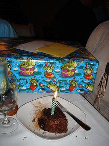 My birthday goodies!
