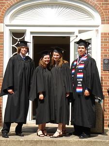 Nate, Meg, Abby and Ozzy