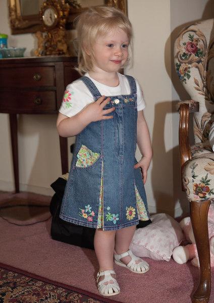 Katherine, my niece