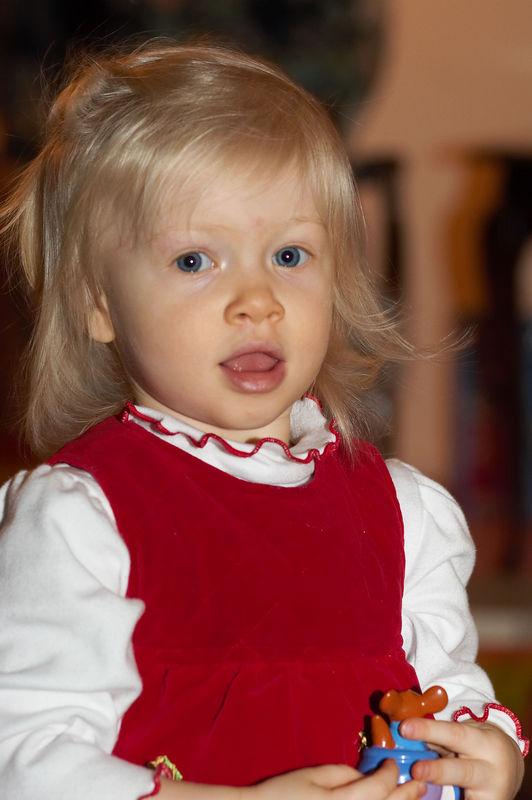 Katherine,, my niece