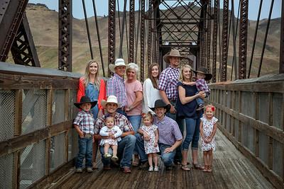 Kathi & Lance {Family 2017}