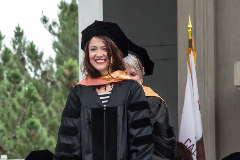 Kathi's Graduation Ceremony 05/2015