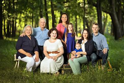 Kathi's family