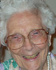 "Kathrine ""Kate"" Halpin : Ann's grandmother, Katherine ""Kate"" Halpin passed away peacefully in her sleep Thursday, August 27, 2009 in St. Simons Island, GA at age 98.  Katherine Byrnes Halpin Born: June 28, 1911, Rome, NY  Died: Thursday, August 27, 2009 (age 98), St. Simons Island, Georgia Married to Howard Peter Halpin Child: Sheila Halpin Moceyunas (married to Algird John Moceyunas) Grandchildren: Ann (married to Dan Smigrod), Peter (married to Brenda), Elizabeth (married to Charles Villeneuve), John (married to Liu) Great grandchildren: Joseph (""JJ""), Morgan, Sally, Anna, Margo, and Marino  A woman of extraordinary strength and elegance, devoted to her husband, crazy for her daughter, even more crazy for her grandchildren, prolific knitter (those of you who have an afghan, raise your hand), early-riser (never failed to call at 6:30 am to wish Ann happy birthday in college), maker of pies, listened but did not judge, teacher of discipline ($.25 for failure to make your bed) and much more.  Service and Funeral Arrangements: Mass of Christian burial will be celebrated at  St. Williams Church, St. Simons Island, GA, 11 am ET Tuesday, September 1st.  There will be no calling hours. Internment will be in Mt. Olivet Cemetery  in Whitesboro, NY at a later date.  Memorial contributions may be made to:    Hospice of the Golden Isles 1692 Glynco Parkway Brunswick, GA 31525"