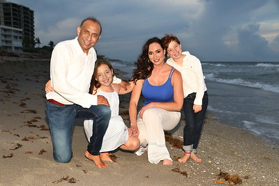 Kathryn Russo & Family