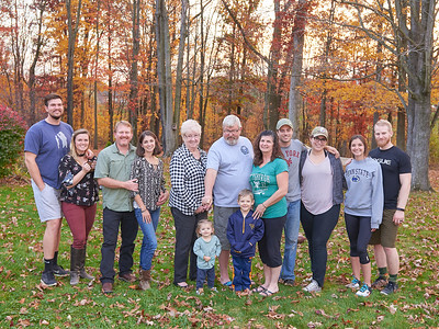 Family Pictures at Kathy's