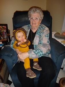 Grandma Lion