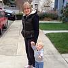 Nana Walking with Ansel