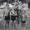 Bill, Kathy, Mom, Steve, John