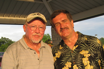 Memorial Day Fireworks at Sunnyvale Town Center Park - Bill Morgan and David Geis