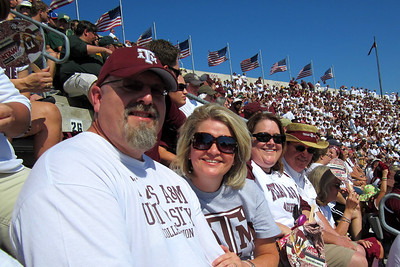 Texas Aggie – Baylor Weekend – October 14-16, 2011