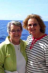 Eastern Caribbean Cruise – Eurodam on Holland America Line Day 2 – Sun, 1/09 – At Sea Entertainment - Nightlife, featuring the Singers & Dancers of the Eurodam