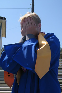 Grady Roth's Graduation - King City High School - Done w/ Pics!