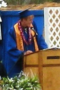 Grady Roth's Graduation - King City High School - Speech