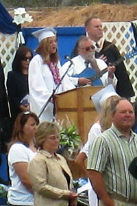 Grady Roth's Graduation - King City High School