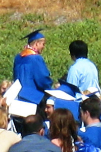 Grady Roth's Graduation - King City High School - Diploma