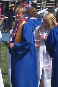 Grady Roth's Graduation - King City High School - Graduated!