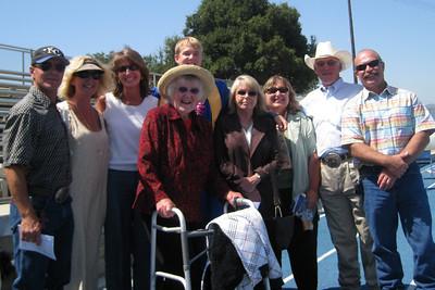 Grady Roth's Graduation - King City High School - Aunts/Uncles