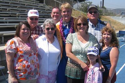 Grady Roth's Graduation - King City High School - Kanes
