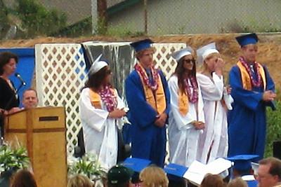 Grady Roth's Graduation - King City High School