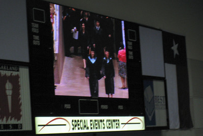 Jeni Muessig Bishop Lynch High School Graduation