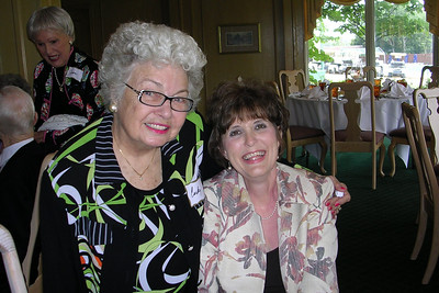 June White 80th Birthday Party Corky Simpson and Becky Matthews