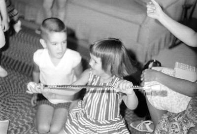 Kathy's 5th Birthday (28 May 1967)
