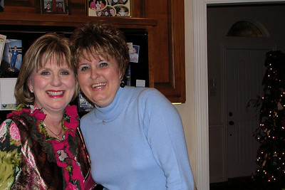 Laura Gee and Jason Matthews Wedding Shower - Cheryl and Becky