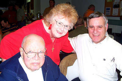 Let the Good Times Roll – 10/24/2009 - Celebrating October and November Birthdays - Bill, Myra, Shorty