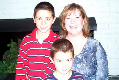 Let the Good Times Roll – 10/24/2009 - Celebrating October and November Birthdays - Lisa and her boys Cole and Carson