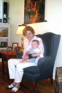 June White w/ Parker Matthews