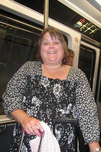 KK in DIA Train