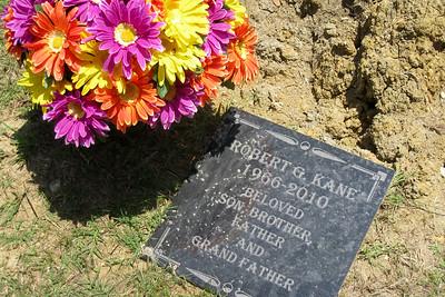 Robert's Funeral (05 Jun 2010)