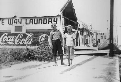 Bill and Grady Kane, Rockport, Texas