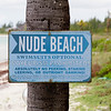 NOTICE THAT THE NUDE BEACH POINTS INLAND?