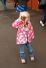 Katie enjoyed her Diego binoculars all day long