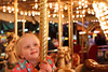 Riding the carousel