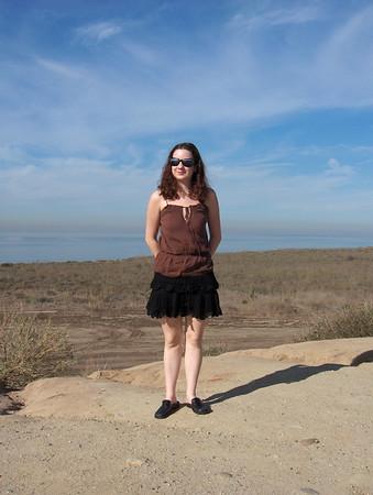 Katie & I go to Rosarito 11/23/2005