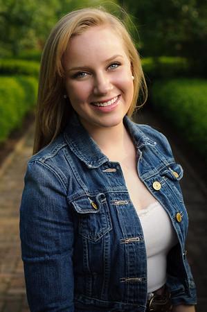 Katie Senior Portraits