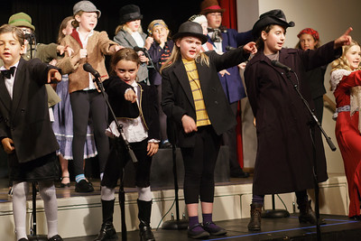 2018 Stage Struck Performance of Oliver with Katie as Dodger