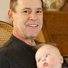 Week 17 - Katie with Grandpa Steve