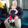 Week 35 - First time on a bus