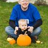 Week 46 - Katie's first Halloween