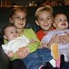 Kids <br /> Aliese, Dani, Ross, and Katie