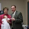 Katie's baptism