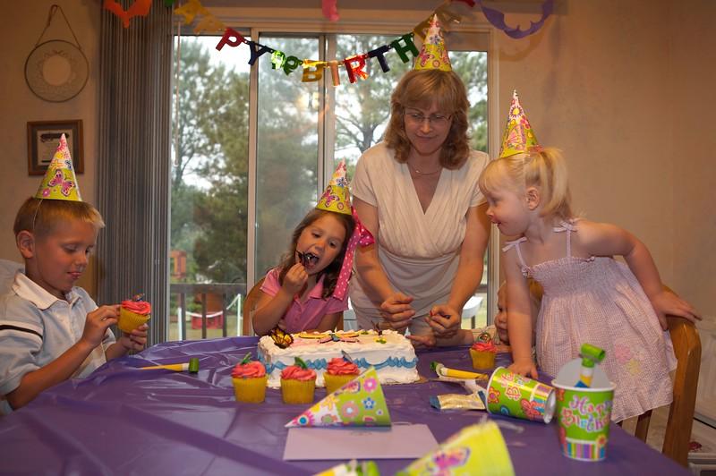 Katie's 2nd Birthday 2006