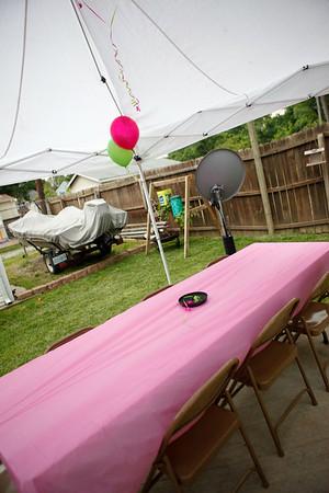 Katrina Graduation Party