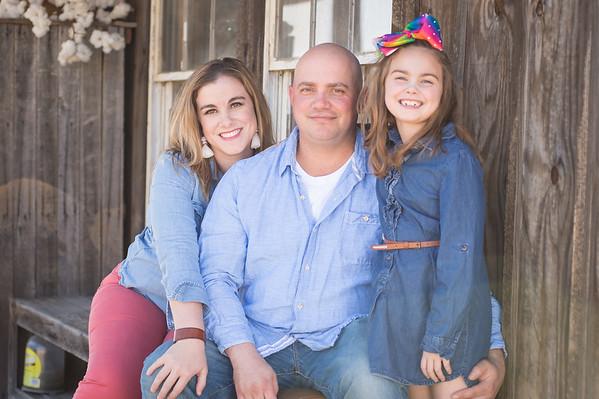 Katrina, Terry & Addison