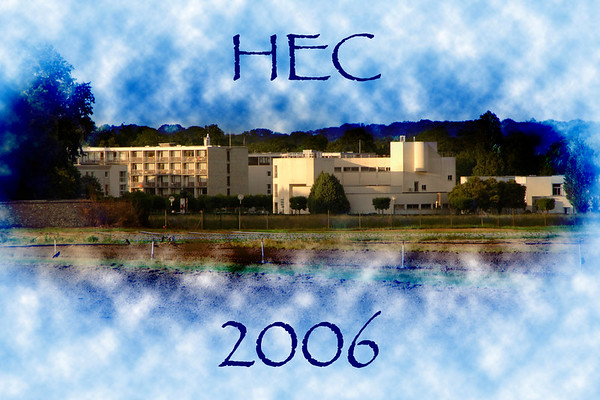 Katy at HEC