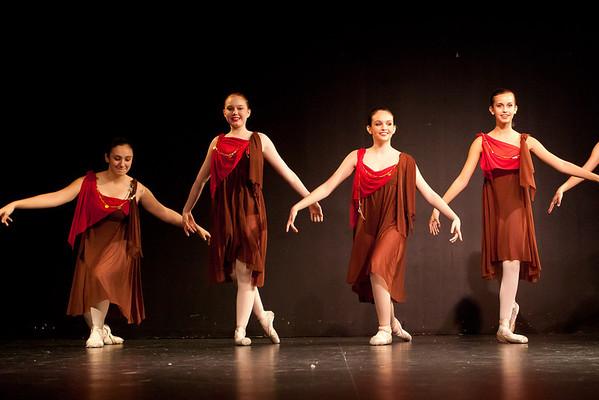 Katy Ballet Recital July 2012